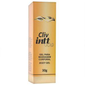 Cliv Gold Gel Super Anestésico Anal 30 G Intt