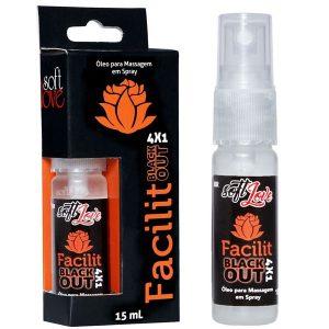 Facilit Blackout Hot 4x1 15ML Soft Love