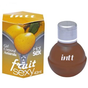 Gel Comestível Fruit Sexy 40 Ml Amarula