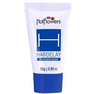 Hardelay Retardador Bisnaga Azul 25 Gr Hot Flowers