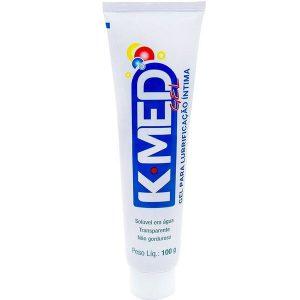 K-Med Bisnaga Lubrificante Íntimo 100 Gr Cimed