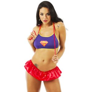 Mini Super Girl Pimenta Sexy