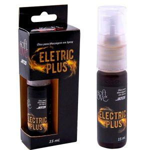 Óleo para Massagem em Spray Eletric Plus 15ml Soft Love