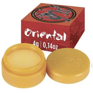 Oriental creme de massagem 4g Hot Flowers