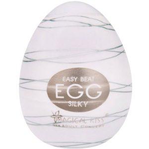 Ovo Masturbador Egg Silky Magical Kiss