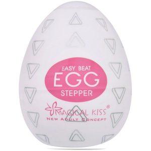 Ovo Masturbador Egg Stepper Magical Kiss