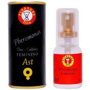 Perfume Feminino Pheromonas Ast - Deo Colônia 20ml